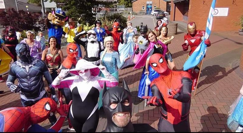 Stockport Spidermen Team