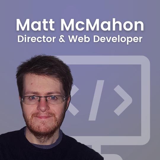 Matt McMahon - Web Developer