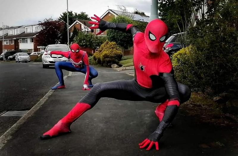 Stockport Spidermen Patrol