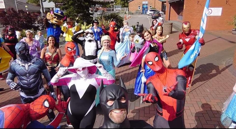 Stockport Spidermen