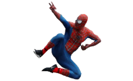 Stockport Spidermen Swinging